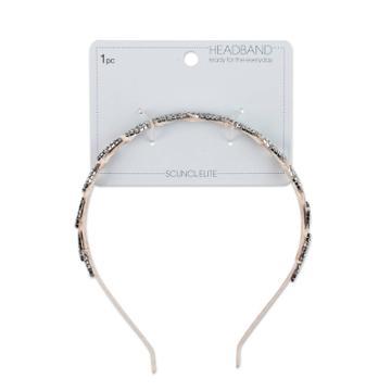 Scunci Leaf Headband - Green