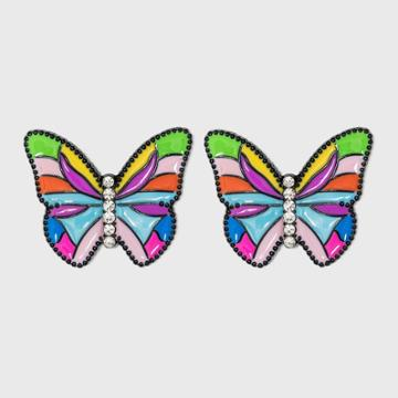 Sugarfix By Baublebar Colorful Butterfly