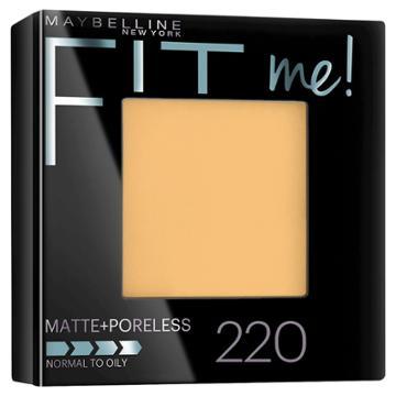 Maybelline Fit Me Matte + Poreless Powder 220 Natural Beige