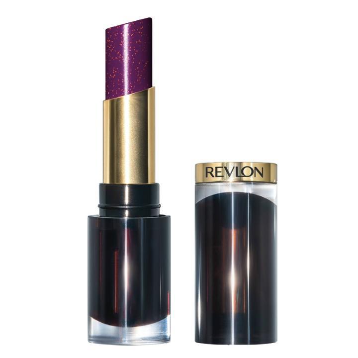 Revlon Super Lustrous Glass Shine Lipstick - 013 Sleek Mulberry - 0.11oz,