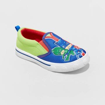 Toddler Boys' Pj Masks Apparel Sneakers - Blue