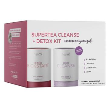 Teami Natural Cleanse And Detox Program
