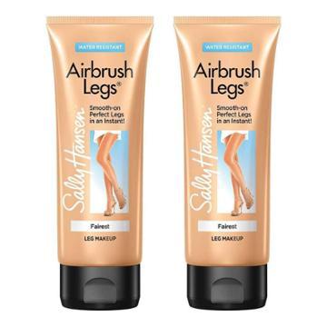 Sally Hansen Airbrush Legs Lotion - 00 Fairest - 2pc/4 Fl Oz Ea