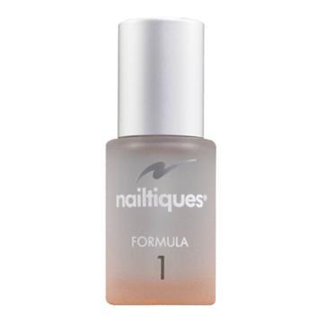 Nailtiques Formula 1 Nail Protein - 0.5 Fl Oz, Adult Unisex