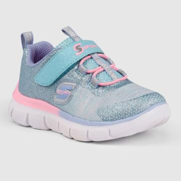 Toddler Girls' S Sport By Skechers Bethanie Apparel Sneakers - Turquoise