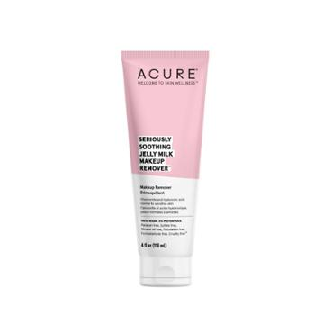 Acure Seriously Soothing Jelly Milk Makeup Remover