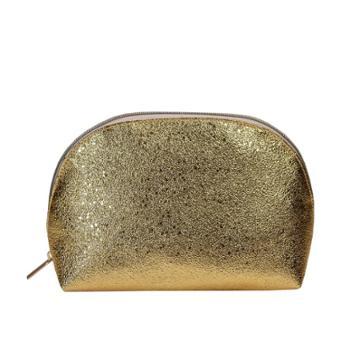 Allegro Clutch Makeup Bag - Gold