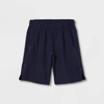 Boys' Woven Run Shorts - All In Motion Starlight Blue