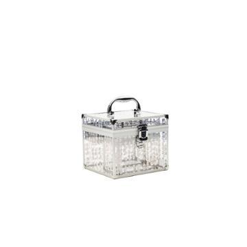 Caboodles Prima Donna Train Case - Transparent