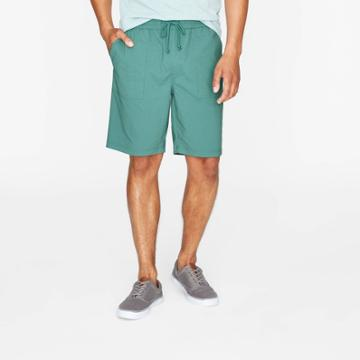 Men's 9 Utility Woven Pull-on Shorts - Goodfellow & Co Teal
