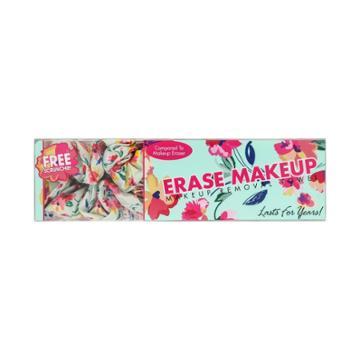 Erase Makeup Floral Reusable Makeup Removal Towel