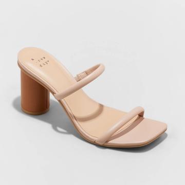 Women's Cass Heels - A New Day Beige