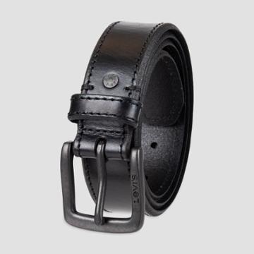 Levi's Men's Casual Belt - Black