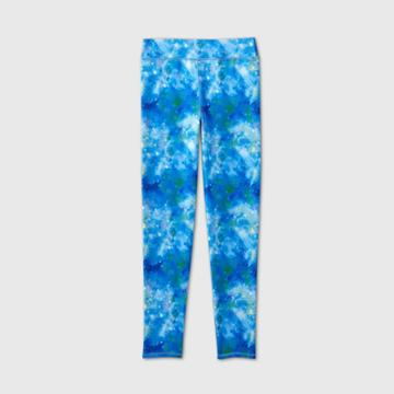 More Than Magic Girls' Galaxy Gymnastics Leggings - More Than