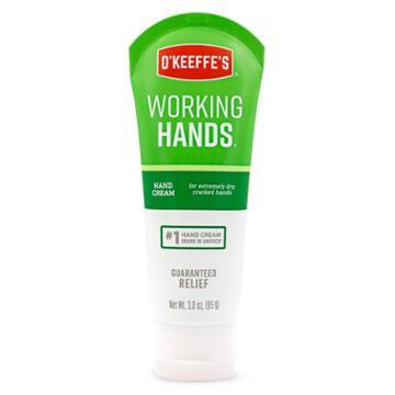 O'keeffe's Working Hands Hand Cream 3oz, Adult Unisex