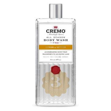 Cremo Citron Body Wash