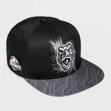 Universal Boys' Jurassic World Baseball Hat - Black