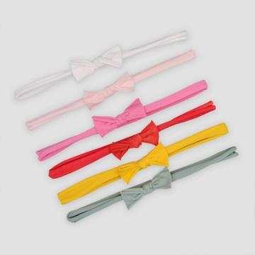 Baby Girls' 6pk Bow Nylon Headwrap - Just One You Made By Carter's
