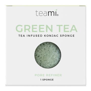 Teami Tea Infused Konjac Sponges - Green Tea