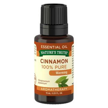 Nature's Truth Cinnamon Aromatherapy Essential Oil