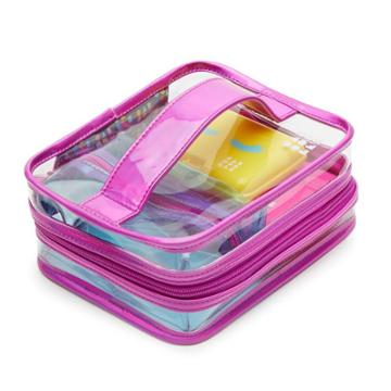 Caboodles Cosmetic Travel Set - Pink