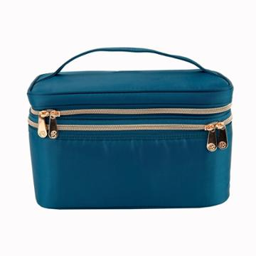 Sonia Kashuk Double Zip Train Case - Teal