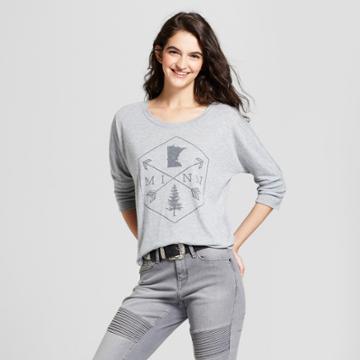 Awake Women's Tunics Gray Ember