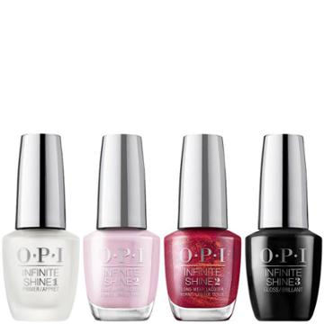 Opi Hollywood Collection Infinite Shine Mini Nail Lacquer