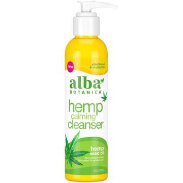 Alba Botanica Hemp Seed Oil Calming Cleanser
