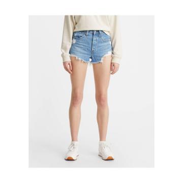 Levi's Women's 501 Original Jean Shorts - Sansome Straggler