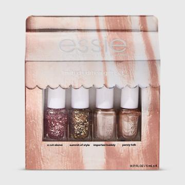 Essie Core Exclusive Mini Nail Polish Gift