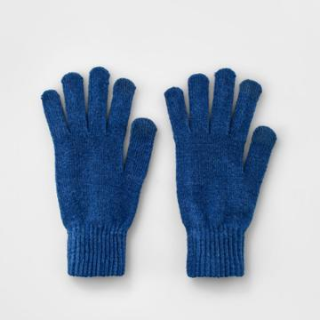 Men's Knit Touch Tech Gloves - Goodfellow & Co Yellow