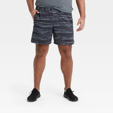 Men's 7 Unlined Run Shorts - All In Motion Blue