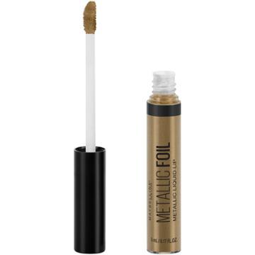 Maybelline Lip Studio Metallic Foil Metallic Liquid Lipstick 125 Vortex