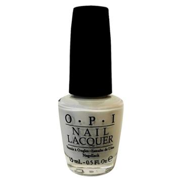 Opi Nail Lacquer - Alpine Snow