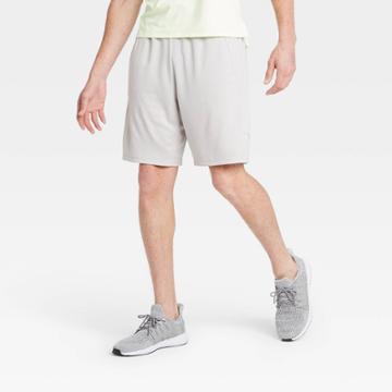 Men's 9 Train Shorts - All In Motion True White M, Men's,