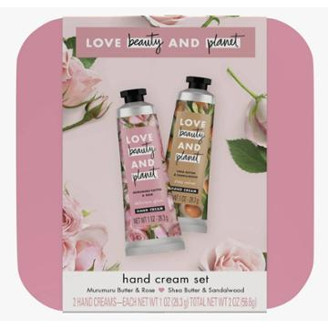 Love Beauty & Planet Mother's Day Hand Cream - Pink