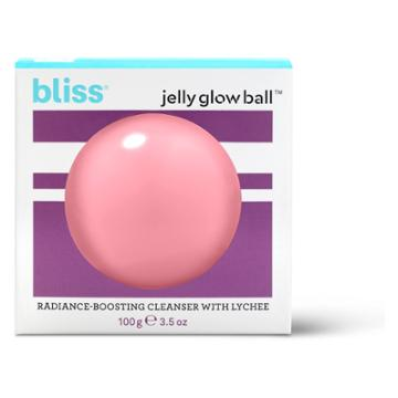 Bliss Jelly Glow Ball Radiance-boosting Cleanser With