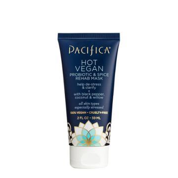 Pacifica Hot Vegan Probiotoc & Spice Rehab