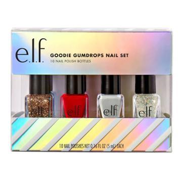 E.l.f. Holiday Goodie Gumdrops Nail