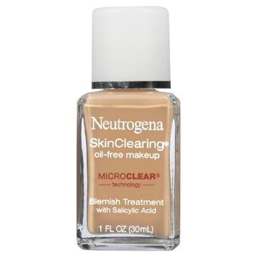 Neutrogena Skin Clearing Liquid Makeup - 30 Buff