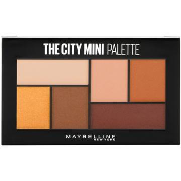 Maybelline City Mini Eyeshadow Palette 530 Hi-rise Sunset
