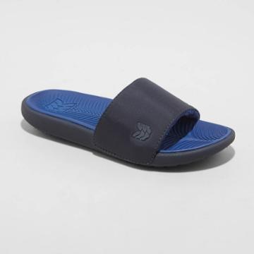 Kids' Cypress Slip-on Sandals - All In Motion Dark Blue