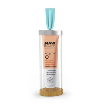 Raw Sugar Vitamin C Hand Lotion Ornament