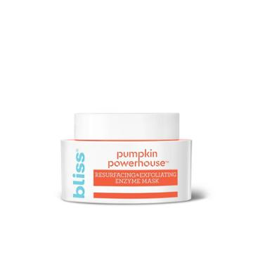 Bliss Pumpkin Powerhouse Resurfacing & Exfoliating Enzyme Mask