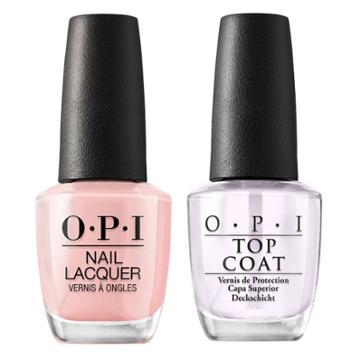 Opi Nail Laquer Passion/top Coat - 2pk, Adult Unisex