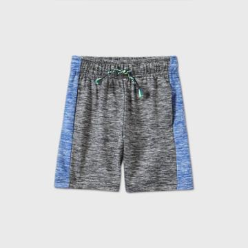 Toddler Boys' Active Pull-on Shorts - Cat & Jack Charcoal