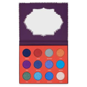 Cai Majestic Eyeshadow Palette Royal Collection