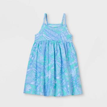 Toddler Girls' Knit Tank Dress - Cat & Jack