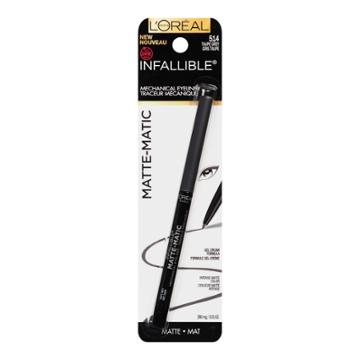 L'oreal Paris Infallible Mat-matic Liner 514 Charcoal .01oz